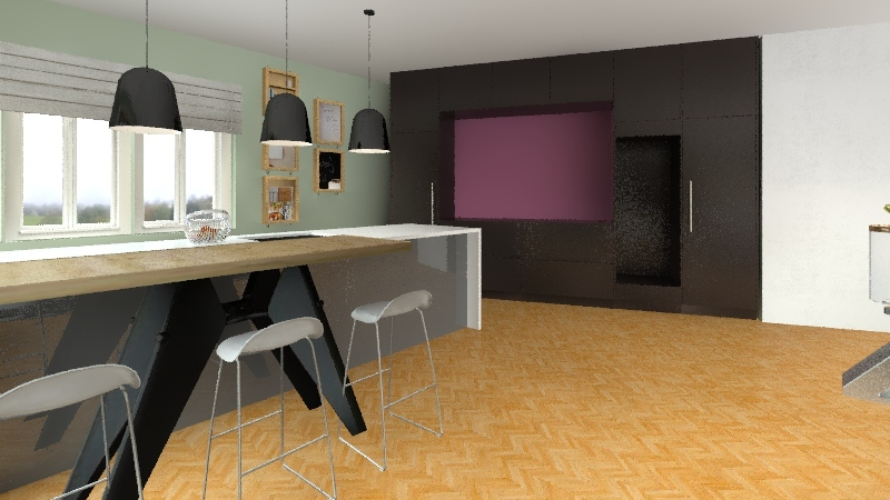 Holland Park - Blok 19 - G5 Interior Design Render