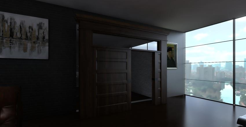 matt Interior Design Render