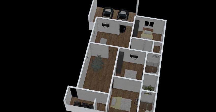 Casa Nadir versao final Interior Design Render