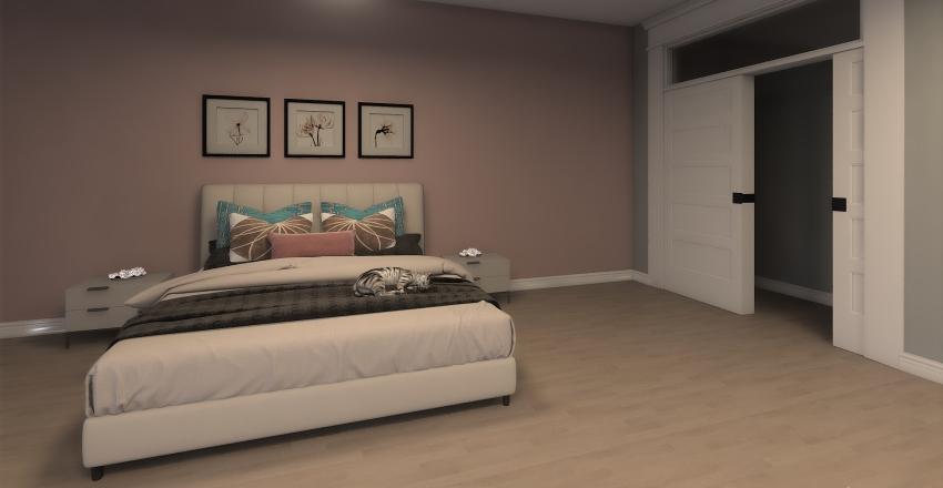 FCS - My Bedroom Interior Design Render