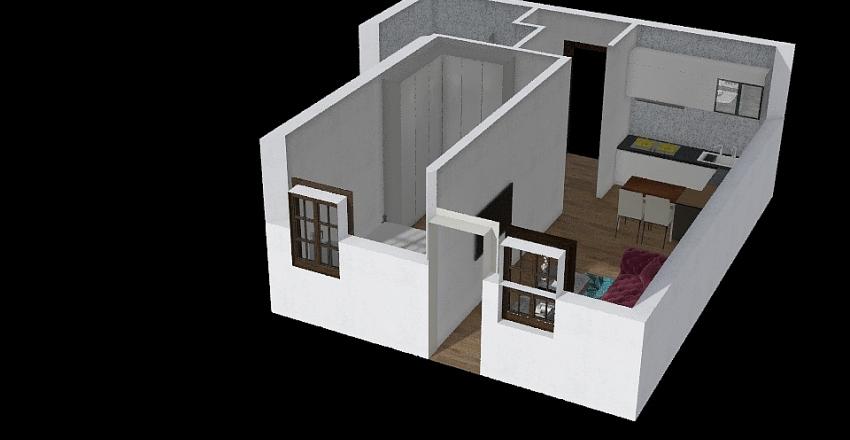 stan 38 Interior Design Render