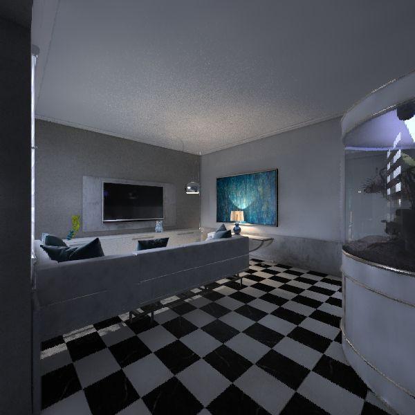 Dylan luke Interior Design Render