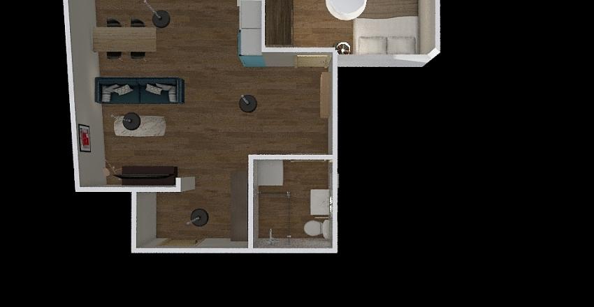 ΚΑΣΣΑΝΔΡΟΥ 127-ΚΑΝΕΛΛΟΠΟΥΛΟΣ -τελικο Interior Design Render