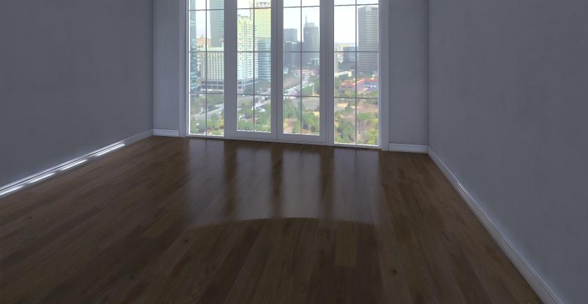Studios can be beautifil too! Interior Design Render