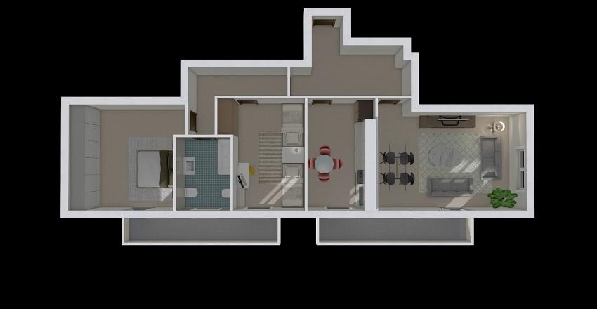 via adige Interior Design Render