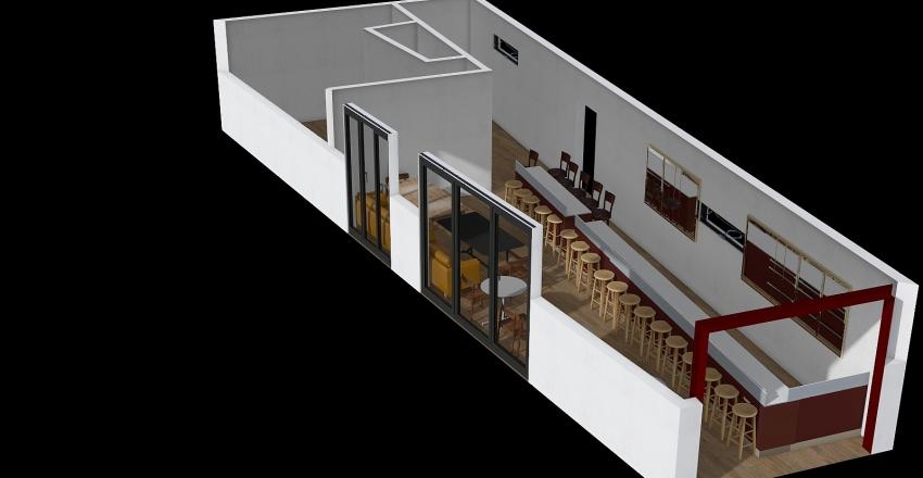 Poum 2 Interior Design Render