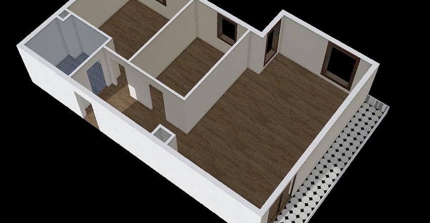 1.M6 Interior Design Render