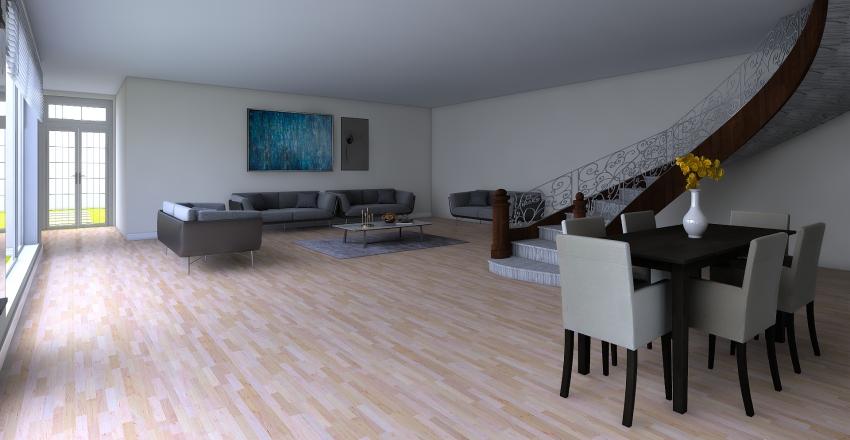 مخطط منزلي Interior Design Render