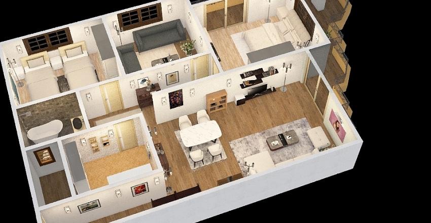 4a2a 7 Interior Design Render