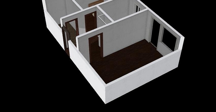 saassada Interior Design Render