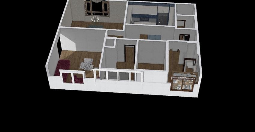 Reem Wazne Interior Design Render
