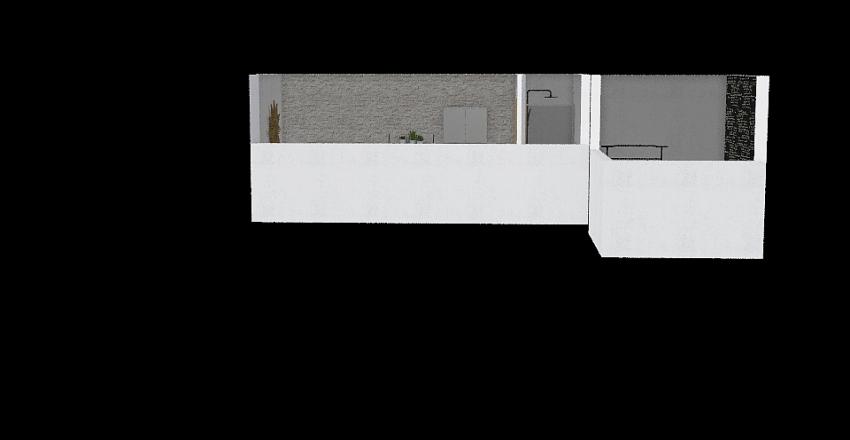 Tiny house mia Interior Design Render