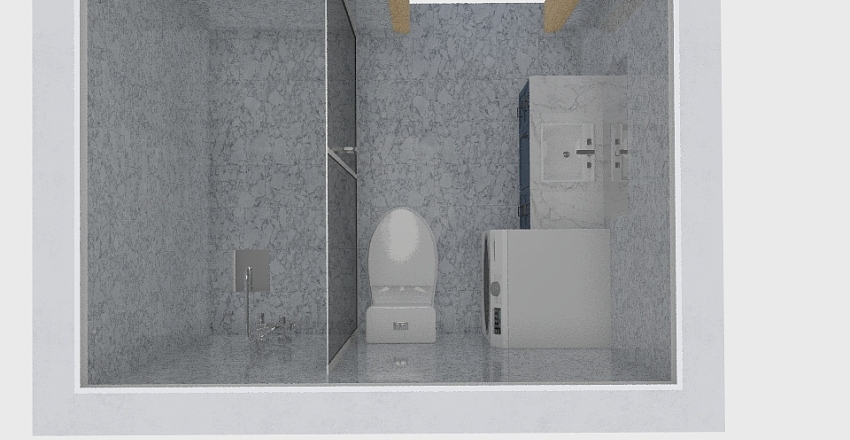 bathroomzzz Interior Design Render