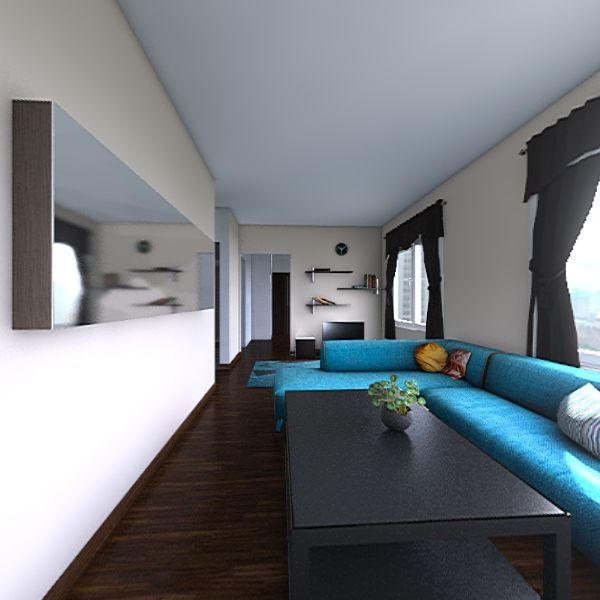 NARA HOUSE Interior Design Render