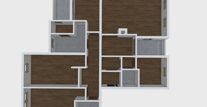 RADOJICA NB Interior Design Render