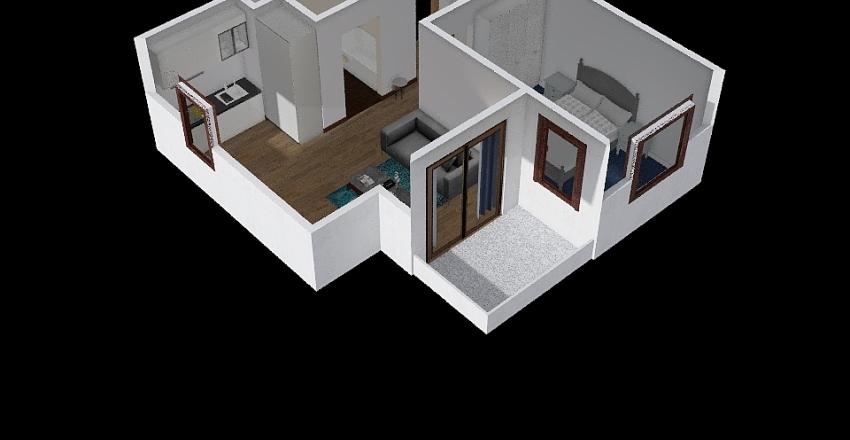 puck_1 Interior Design Render