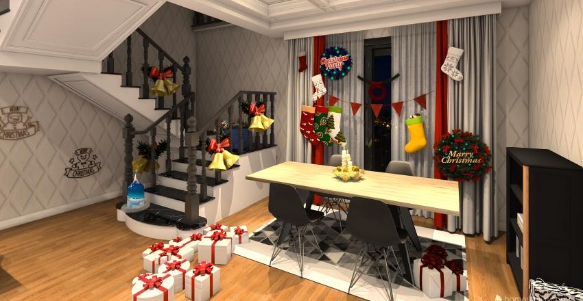 YILBAŞI  Interior Design Render