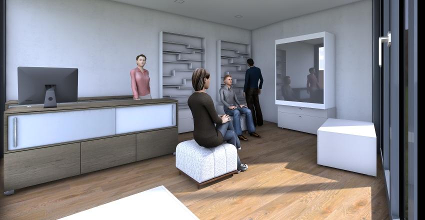 QA PLAZA MAYOR 2 Interior Design Render