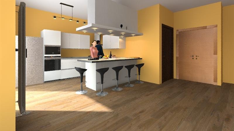 IPPO01 Interior Design Render