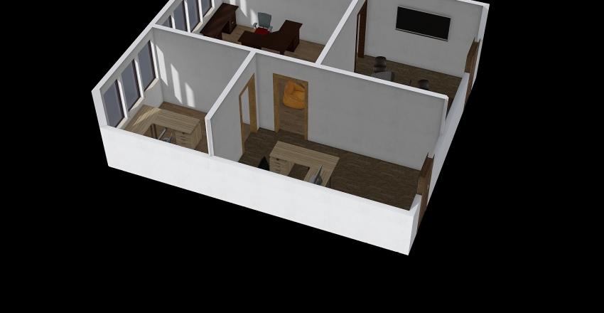 Edv Room 4 Interior Design Render
