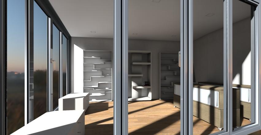 QA PLAZA MAYOR 1 Interior Design Render