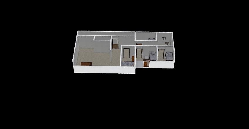 hytteprosjekt999 Interior Design Render