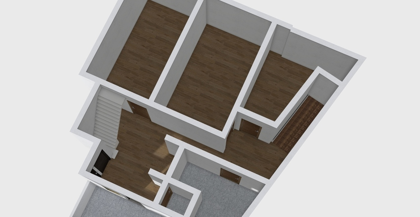 34482. Interior Design Render