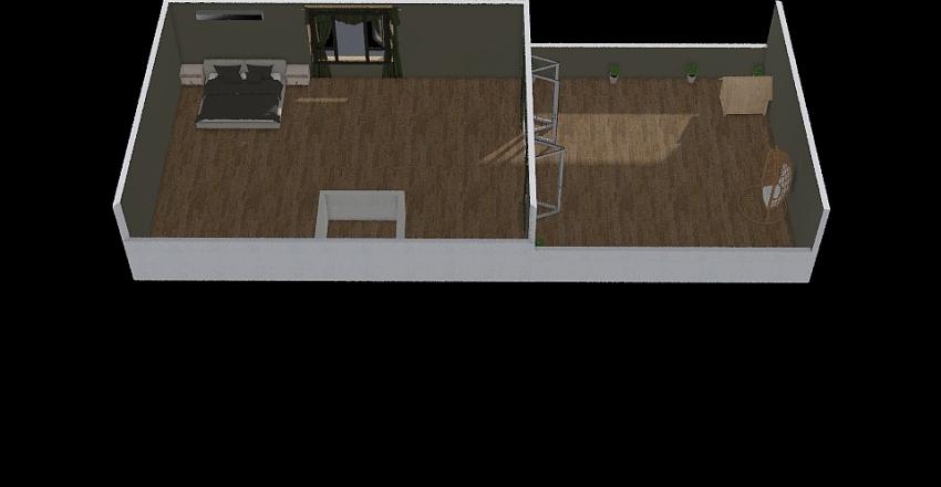 TERCEIRO andar Interior Design Render