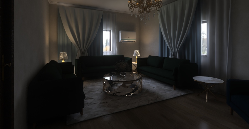 ejaza one Interior Design Render