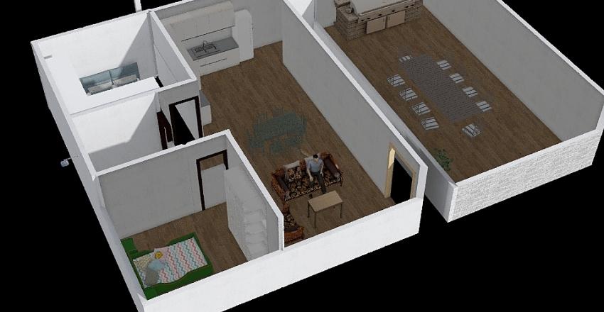 dr3we Interior Design Render