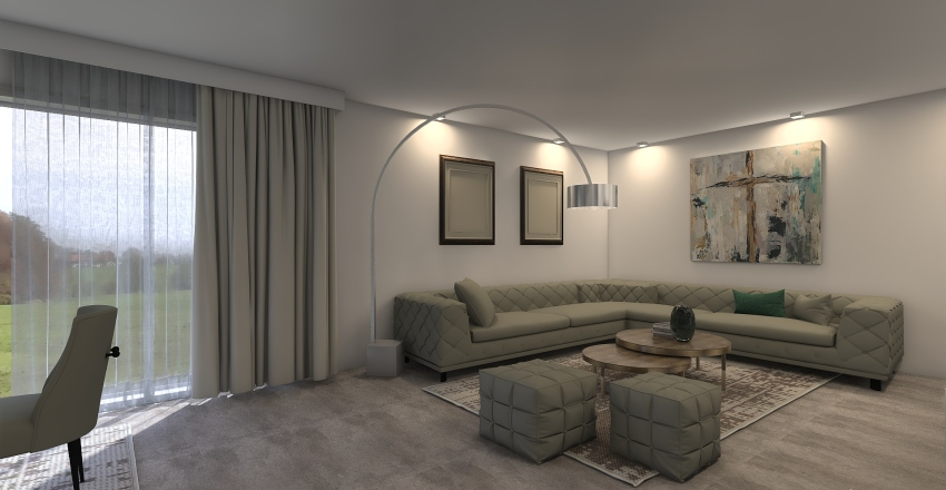 0 Interior Design Render
