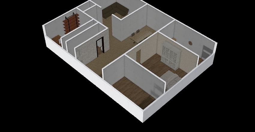 id due tuesday Interior Design Render