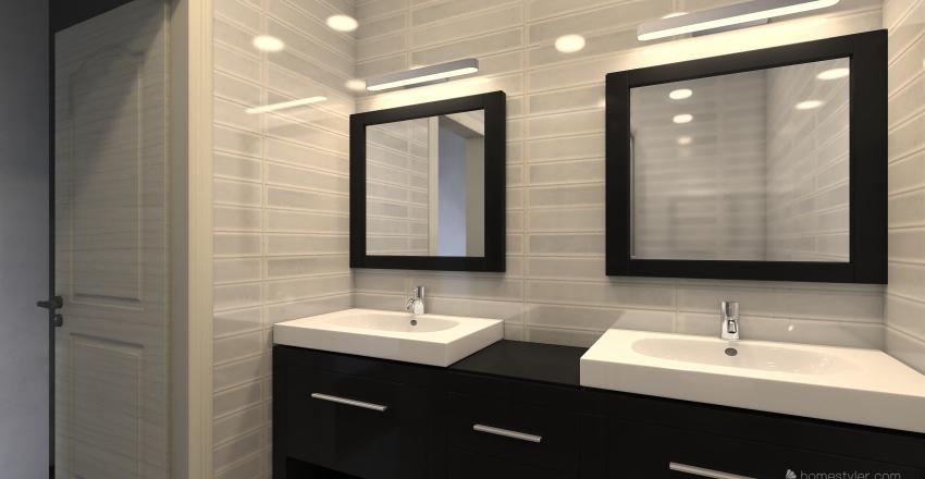 Residencial Sierra 1º A Interior Design Render