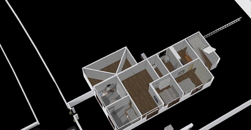 קומה 2 Interior Design Render