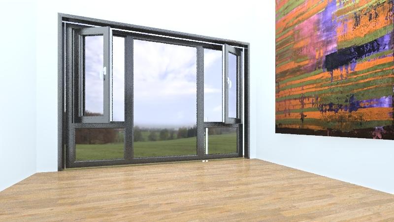 Casa Garcia Nuñez Interior Design Render