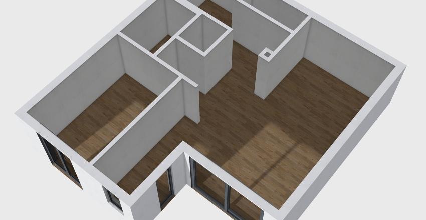 2C-TIP1 Interior Design Render