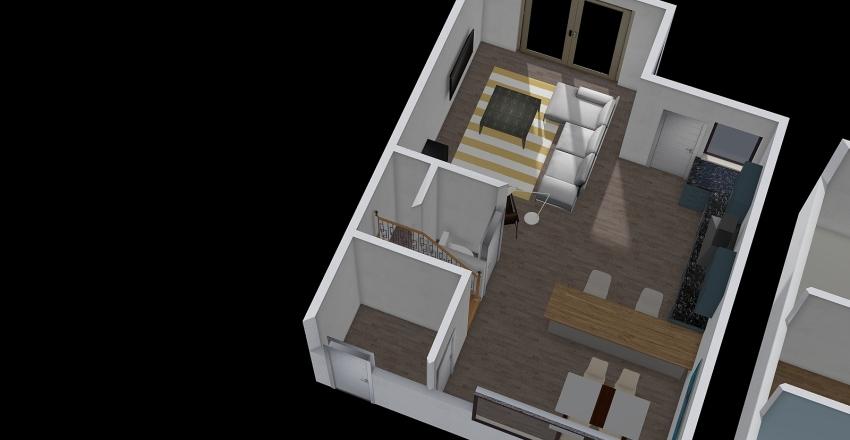 tom Interior Design Render