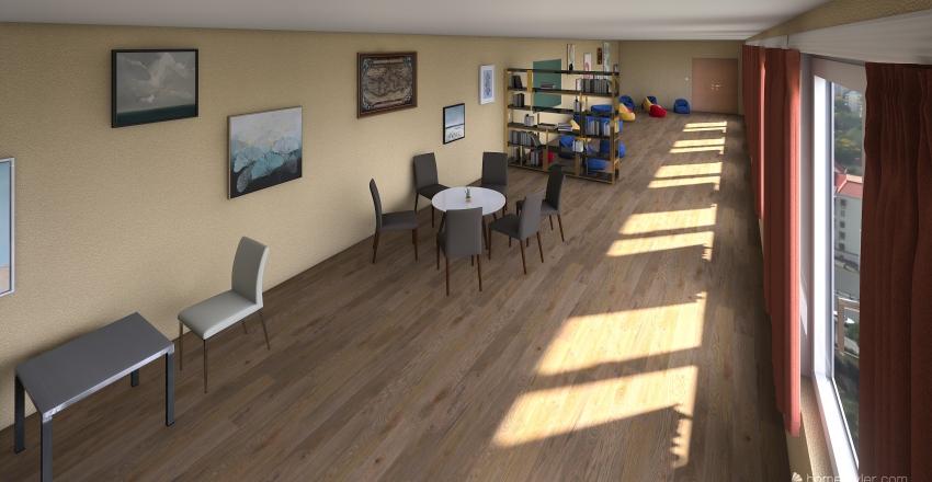 Relax room (v2) Interior Design Render