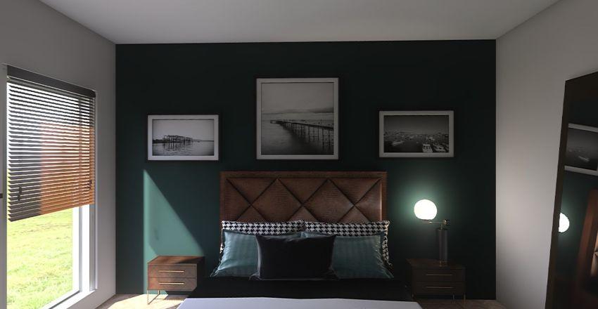 Corso Impera progetto 1  Interior Design Render