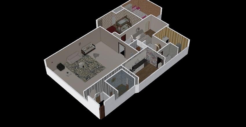 safia Interior Design Render