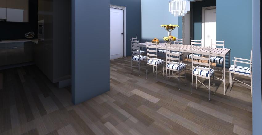 luke house Interior Design Render