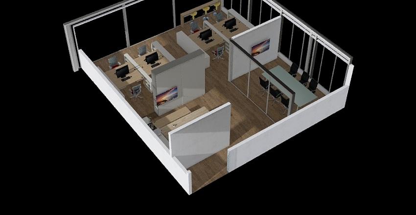 office3 Interior Design Render