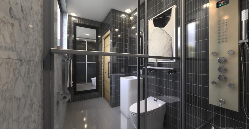 SEPALI APARTMENTS Interior Design Render