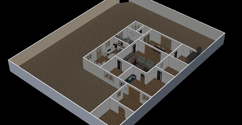 OMER Interior Design Render