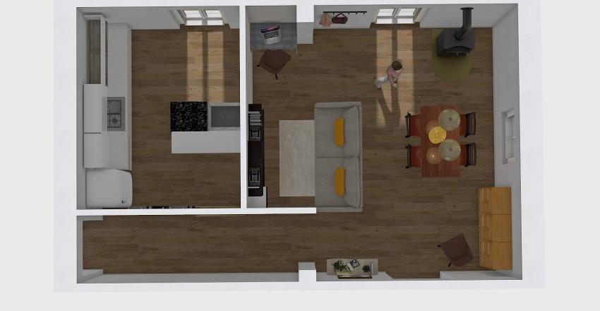 lucia masi Interior Design Render