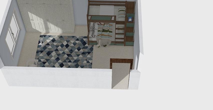 Hotel easy Interior Design Render