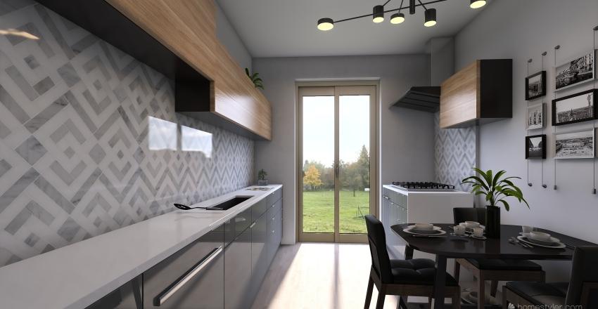 Mautone Interior Design Render