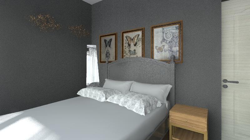 Original Room Interior Design Render