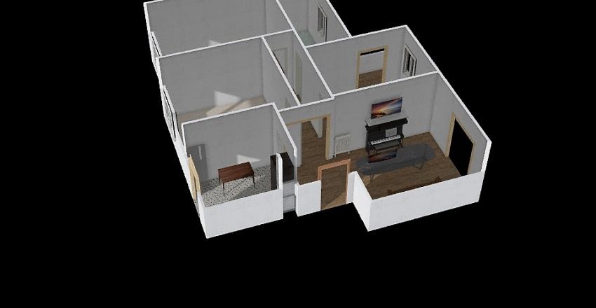 Renica 2 Interior Design Render