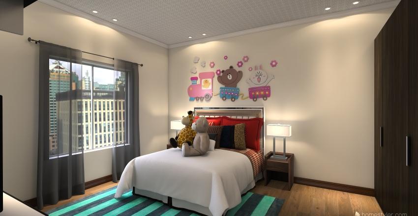 300m Interior Design Render